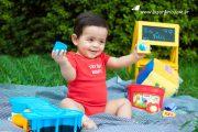 Ensaio Smash the Fruit :: Lucas :: 1 aninho
