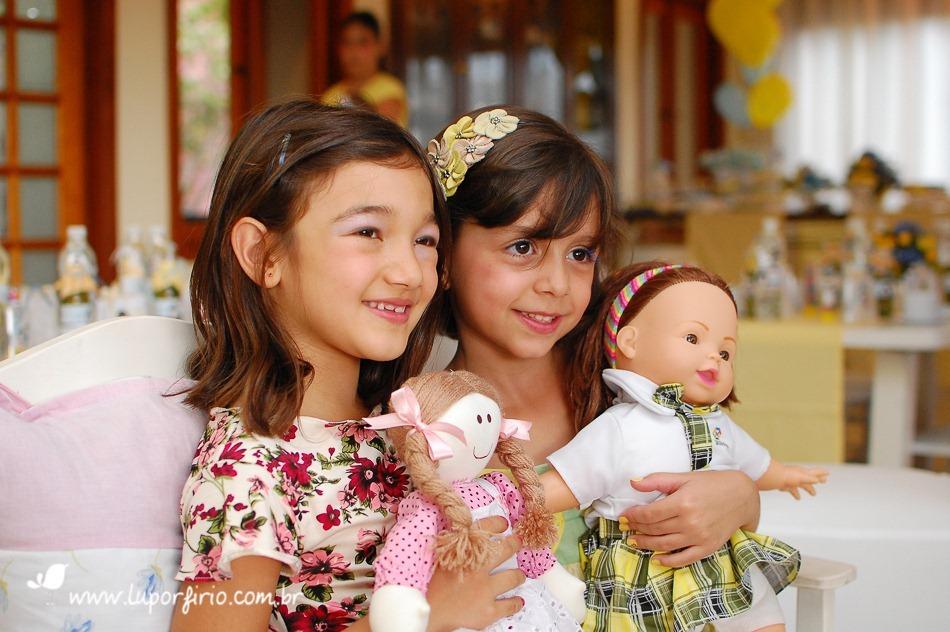 Mariana e Luizinho - 7 anos