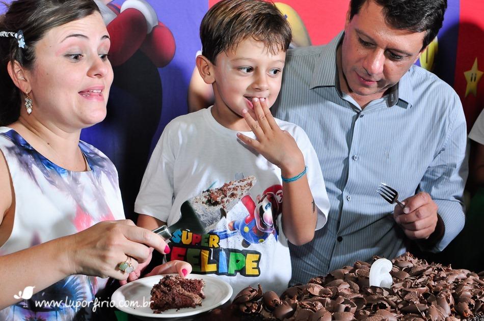 Felipe - 6 anos