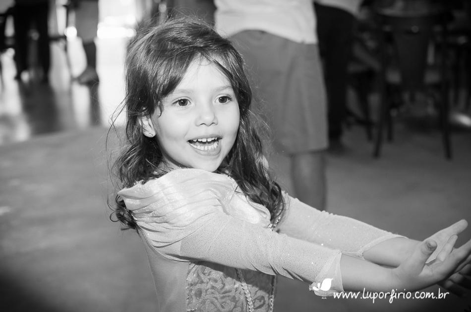 Cecília - 4 anos