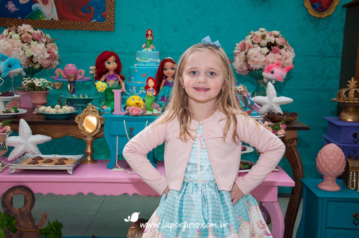Luísa - 5 anos