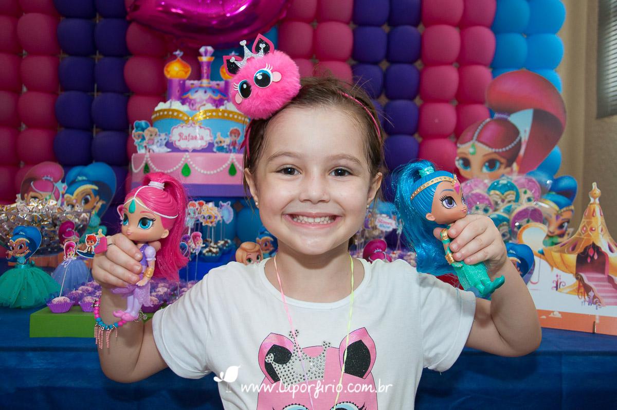 Rafaela - 5 anos