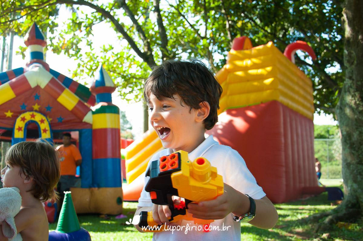 Rodrigo - 5 anos