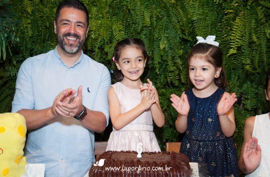Fotógrafo festa infantil SP | Wood Buffet | Estela e Camila –6 e 4 anos | Trabalho registrado pela LuPorfirio Fotografia