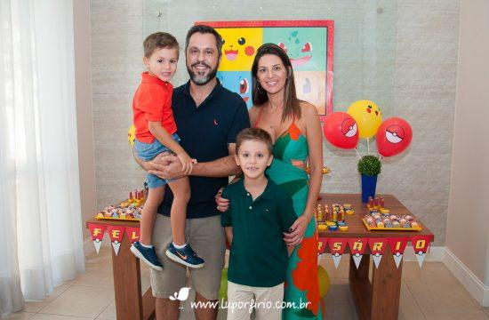 Fotografia de aniversário infantil SP | Miguel e Felipe – 7 e 4 anos | Trabalho registrado pela LuPorfirio Fotografia