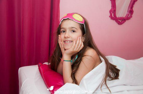 Fotografia Festa spa Kabanah | Nina – 8 anos | Trabalho registrado pela LuPorfirio Fotografia