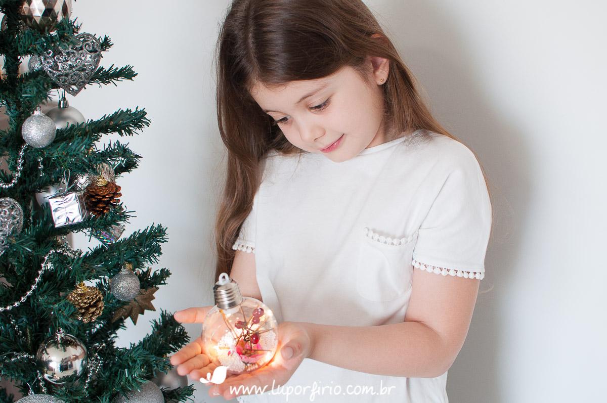 Rafaela - Mini-ensaio de Natal