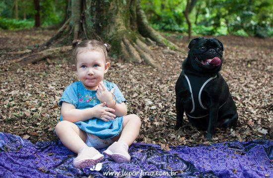 Ensaio de bebê de 1 ano | Olivia | Parque do Piqueri | LuPorfirio Fotografia