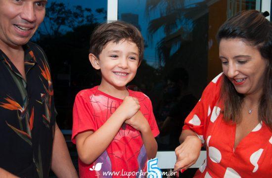 Fotografia Infantil SP | Festa Tom - 5 anos | LuPorfirio Fotografia